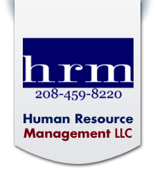 Logo, Human Resource Management LLC, Employer Human Resources in Caldwell, ID